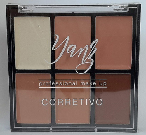 Paleta de Corretivo YZ003 - Yanz