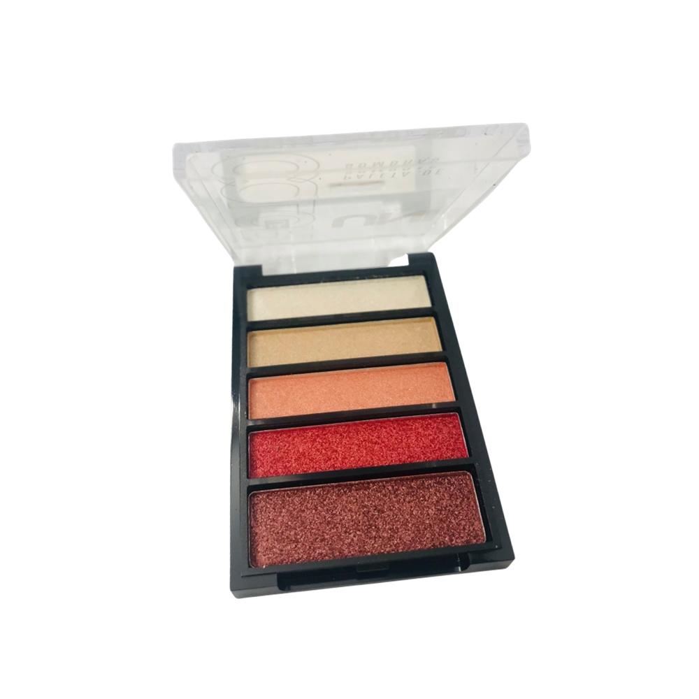 Paleta de Sombra Color Up - Uni Makeup Cor B  (UNSO239DSB)