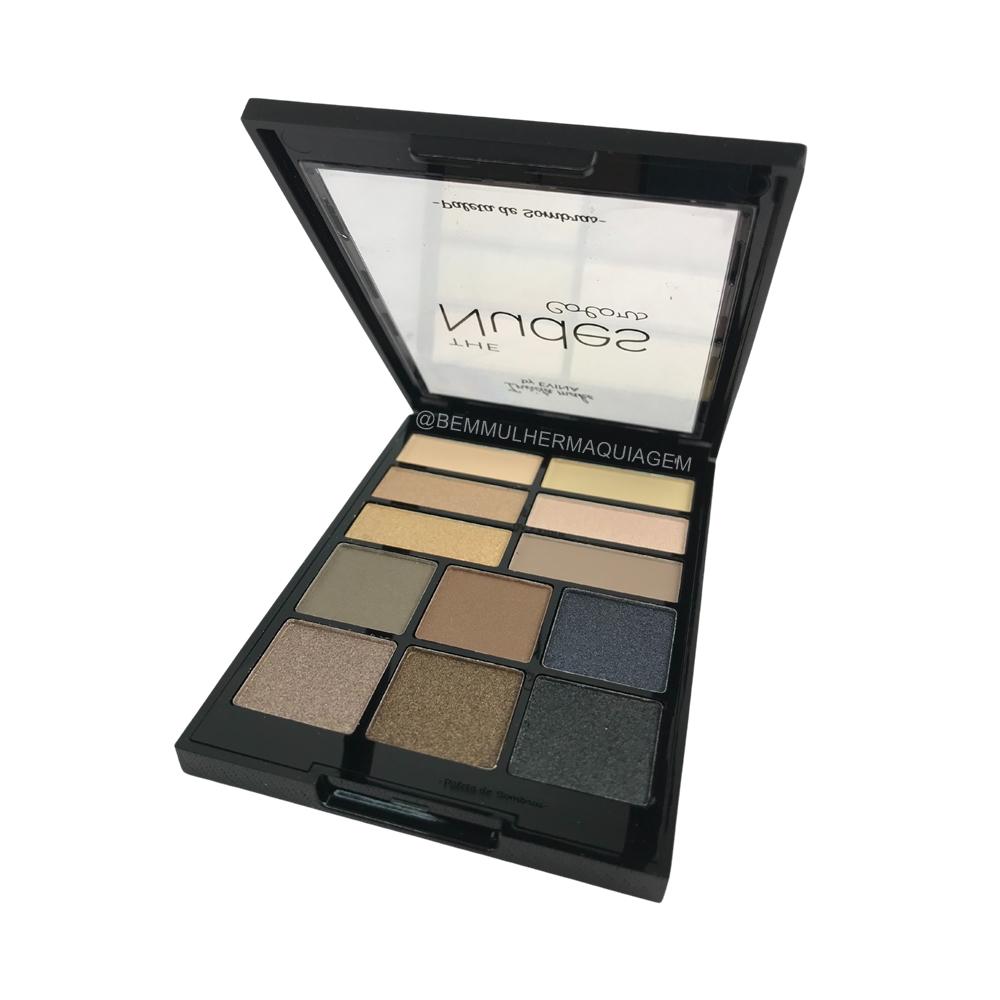 Paleta de Sombra The Nudes Colors -  Evina Cor B  (IMSO011)