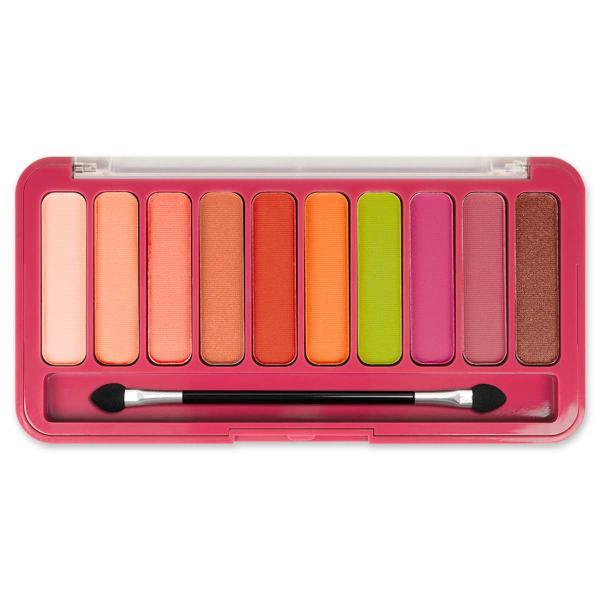 Paleta de Sombras 10 cores Amore Mio B - City Girls (CG247B)