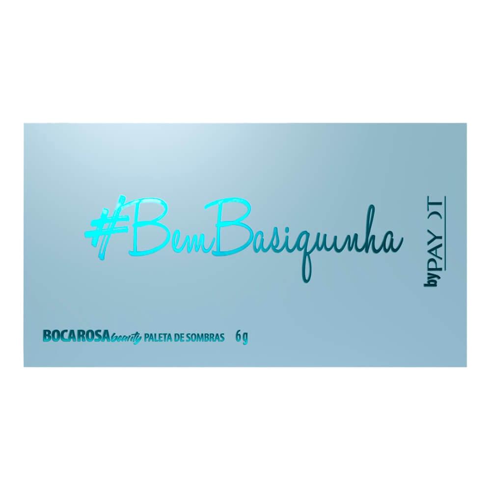 Paleta de Sombras Bem Basiquinha Boca Rosa Beauty - Payot (71701)