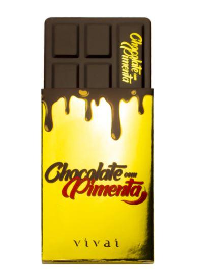 Paleta de Sombras Chocolate com Pimenta - Vivai (4042.9.1)