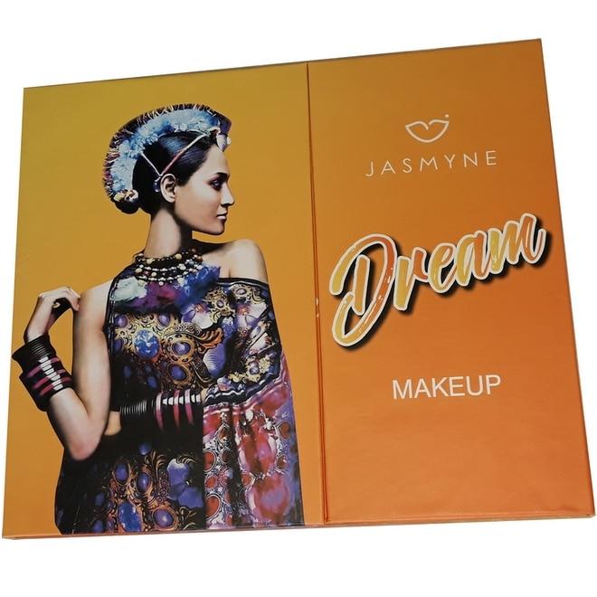 Paleta de Sombras Dream Makeup - Jasmyne  (JS06020)