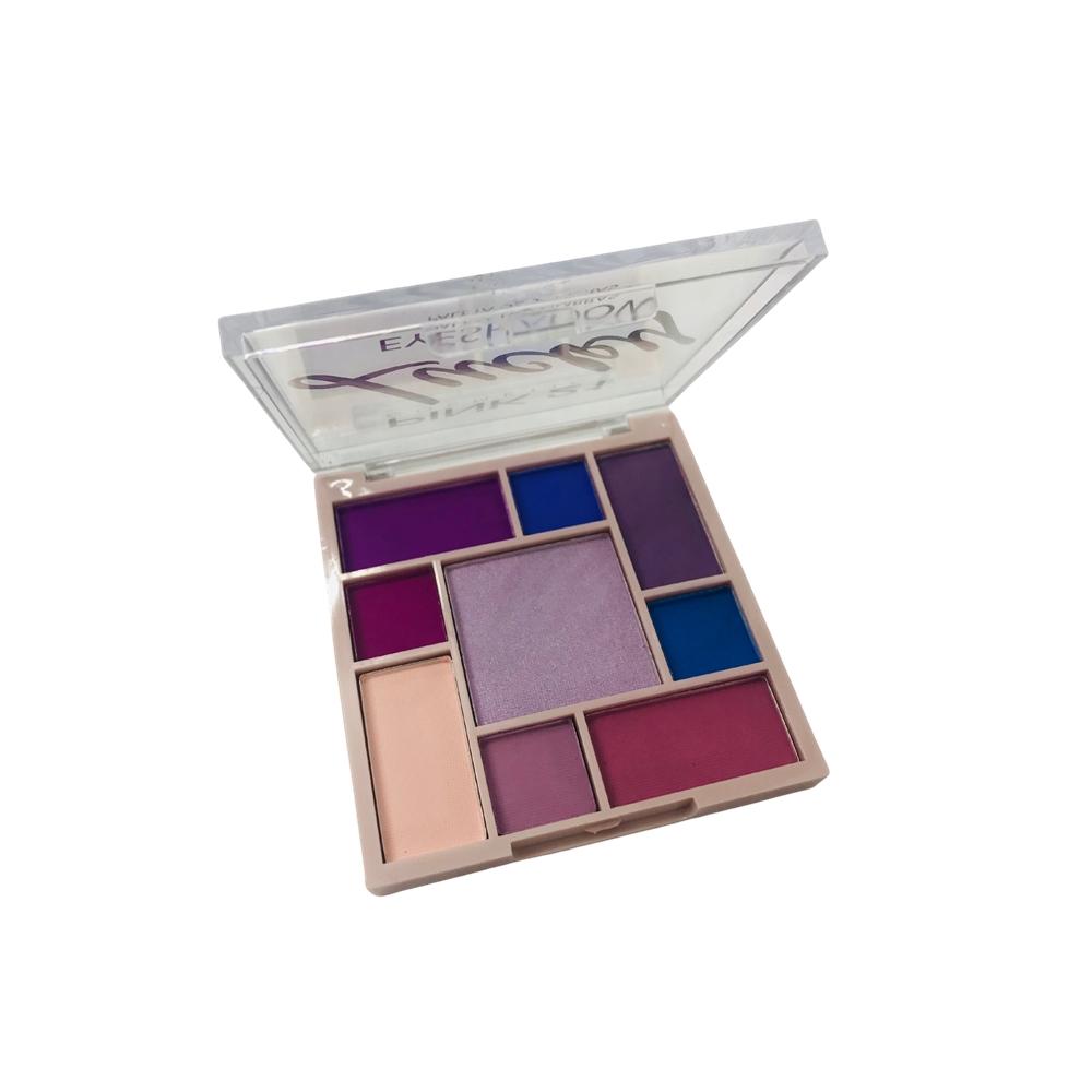 Paleta de Sombras Lucky Cor1 - Pink21 (CS2762)