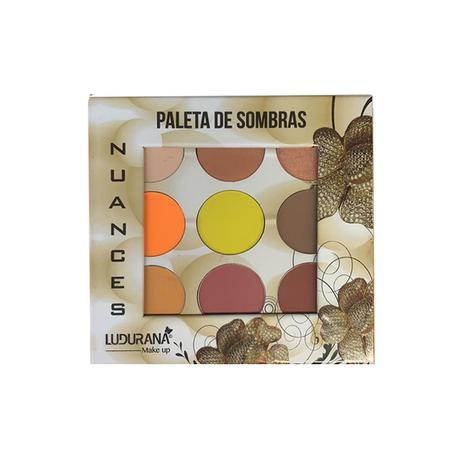 Paleta de Sombras Nuances   - Ludurana (B00003)