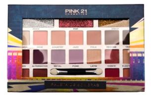 Paleta de Sombras Retrô - Pink 21 (CS2330)