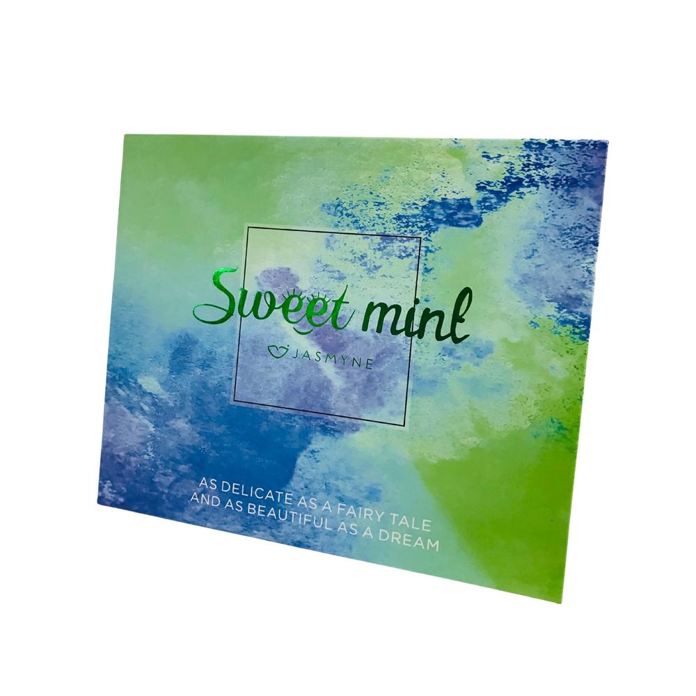 Paleta de Sombras Sweet Mint - Jasmyne (JS07013)