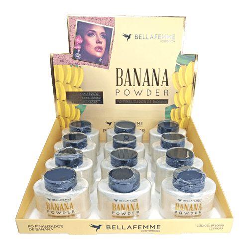 Pó Banana Powder - Bella Femme - (BF10090)