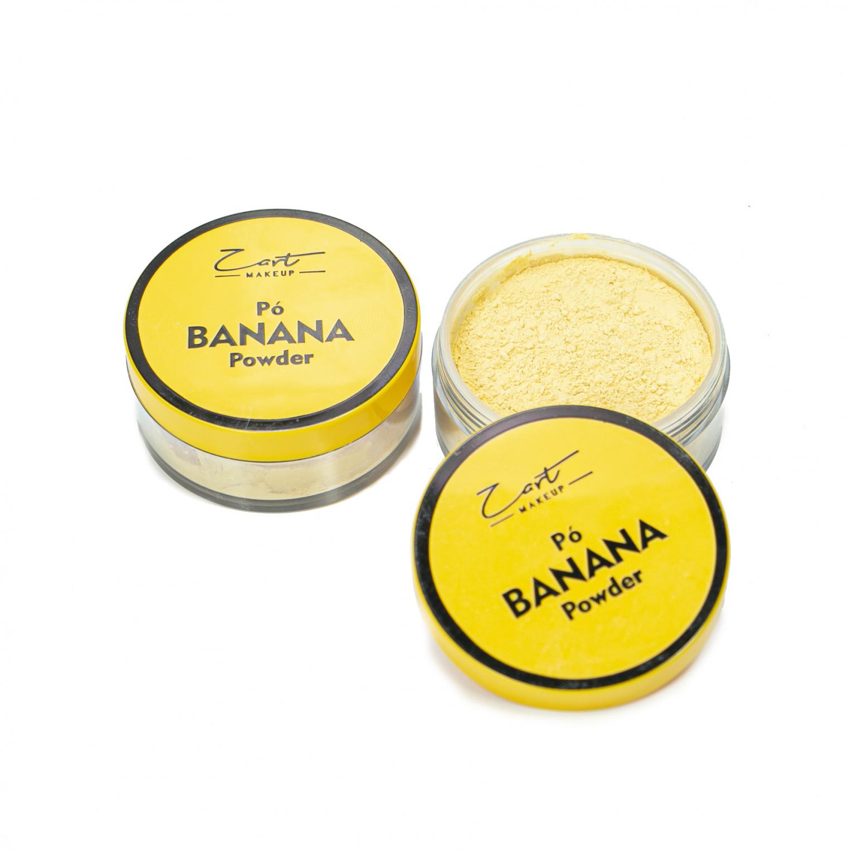 Pó Banana Powder - Zart - Box com 12Un.