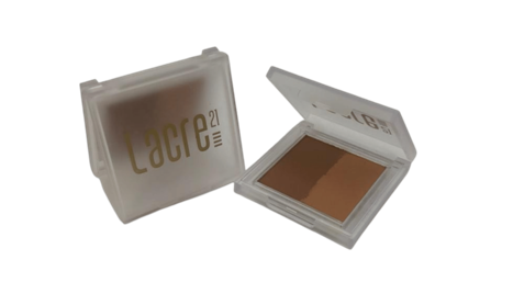 Pó Bronzer Duo - Lacre 21 - Box com 12Un. (BOX 23)