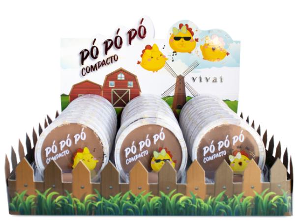 Po Compacto Po Po Po Cor 04 ao 06 (1009.4.2) - Vivai