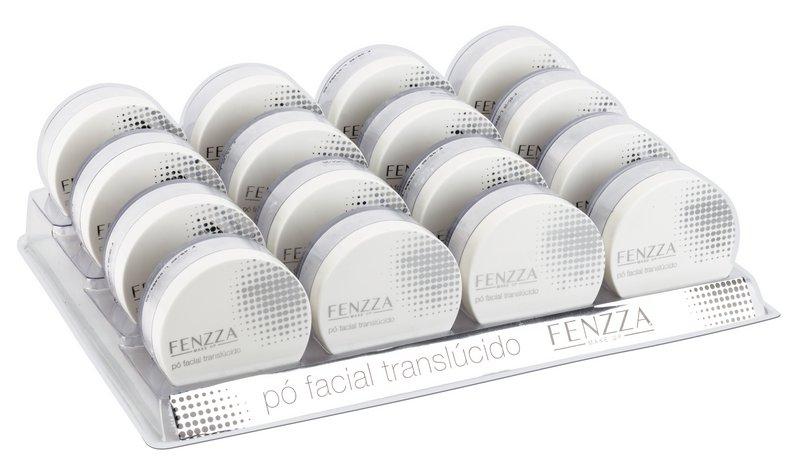 Pó Facial Translúcido - Fenzza - Box com 24Un.  (FZ34009)