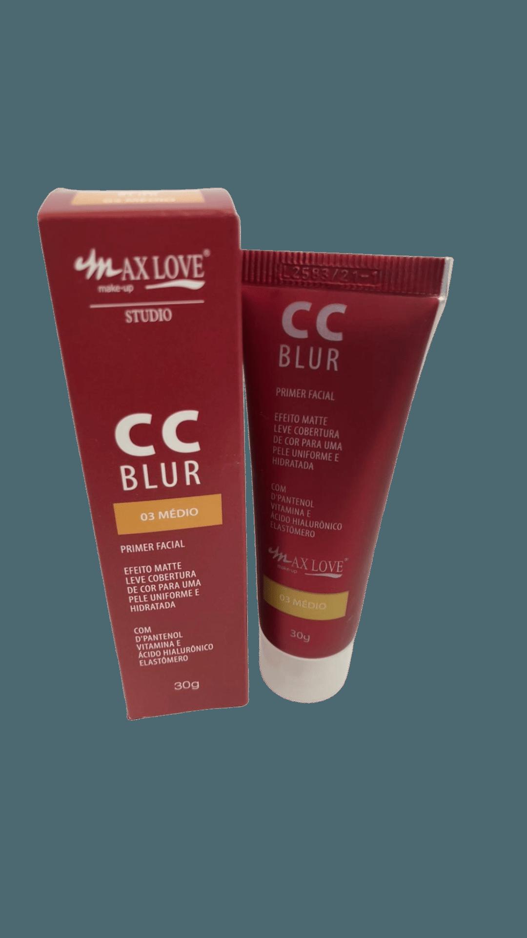 Primer CC Blur 03 Médio - Max love
