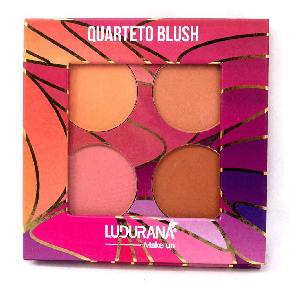 Quarteto de Blush - Ludurana (B00009)