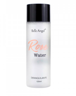 Rose Water Demaquilante - Belle Angel 120ml (T033)