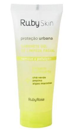 Sabonete Gel De Limpeza Facial Urbana - Ruby Rose (HB326)