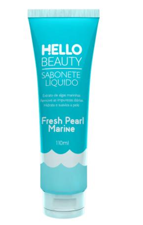 Sabonete Líquido Fresh Pearl Marine - Hello Beauty