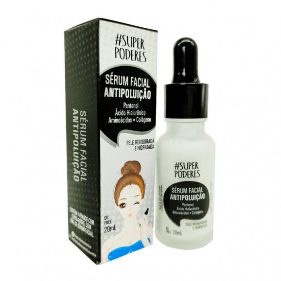Sérum Facial Antipoluição Super Poderes - 50g (SASP01)