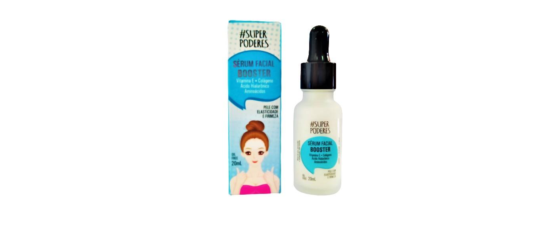 Sérum Facial Booster - Super Poderes 20ml (SBSP01)