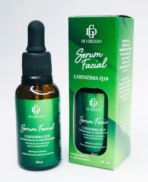 Sérum Facial Coenzima Q10 - Di grezzo