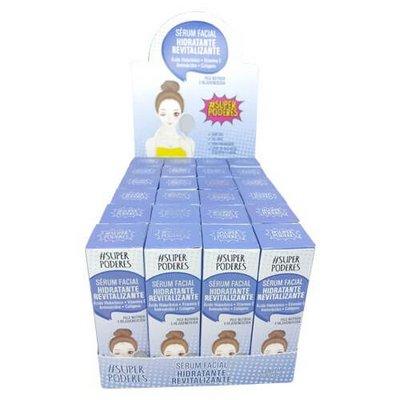 Sérum Facial Hidratante Revitalizante - Super Poderes 20ml (SHSP01)