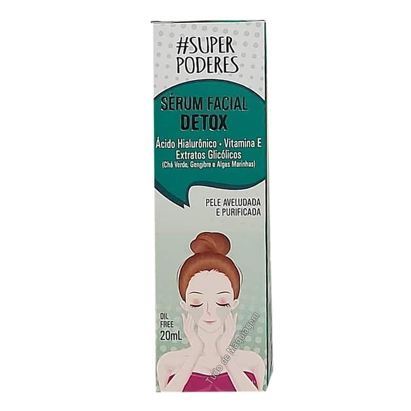 Sérum Facial - Super Poderes (SVSP01)