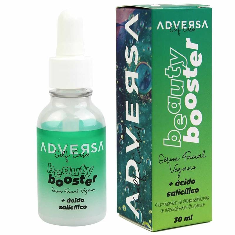 Sérum Facial Vegano Ácido Salicílico - Adversa (AD129)
