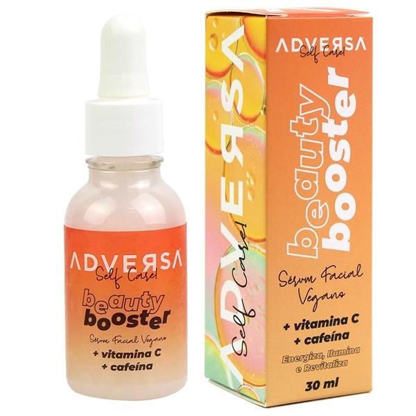 Sérum Facial Vegano Vit C Mais Cafeína - Adversa (AD128)