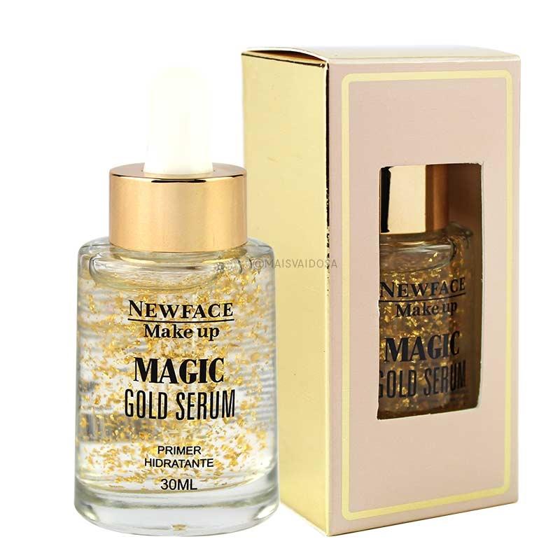 Sérum Primer Hidratante Magic Gold - New face (N27)