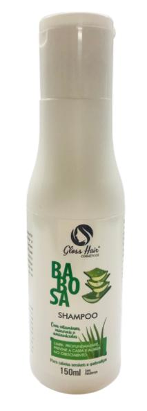 Shampoo Babosa - Gloss Hair