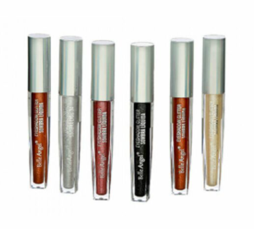 Sombra Líquida Glitter Eyeshadow - Belle Angel - Box com 24Un. (T026)