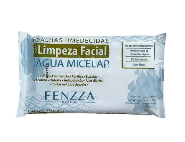 Toalha Umedecidas - Fenzza  (FZ51006)