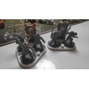 3D Bases para Senhor dos Anéis (Kit com 8 itens)
