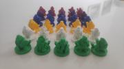 3D Caverna (6º Anão e Kit com 20 ou 30 itens)