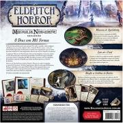 Eldritch Horror: As Máscaras de Nyarlathotep