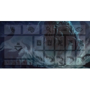 Playmat Eldritch Horror Individual (Kit com 8)