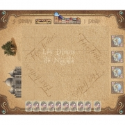 Playmat Five Tribes