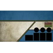 Playmat Keyforge (Kit com 2)