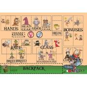 Playmat Munchkin (Kit com 4)