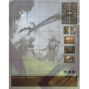 Playmat Tainted Grail