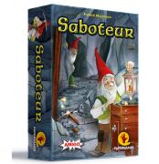 Saboteur + Exp. Anão Egoísta e Troca Mapa