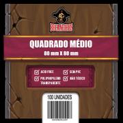 Sleeve Quadradro Médio (80x80) Bucaneiros