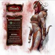 Tainted Grail: A Queda de Avalon - Niamh (Pré-venda)