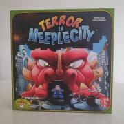 Terror in Meeple City - BAZAR DOS ALQUIMISTAS
