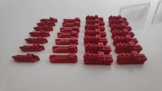 3D Brass (Kit com 112 itens)
