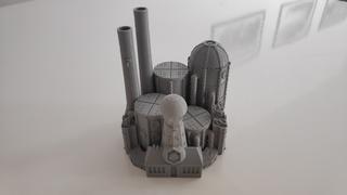 3D Scythe Factory