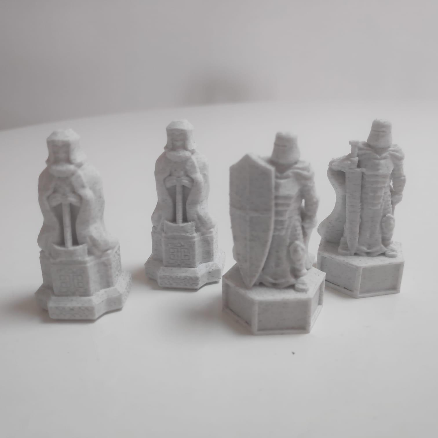 3D SDA: Jornadas na Terra Média (Kit com 32 ou 54 itens)