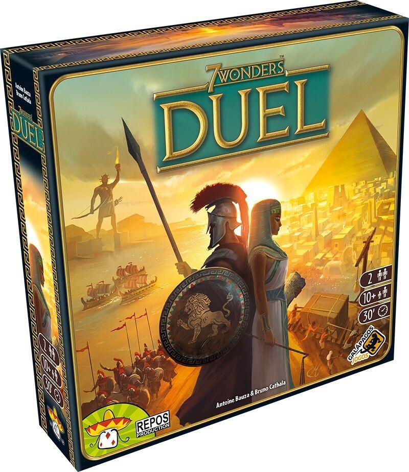 7 Wonders Duel Combo