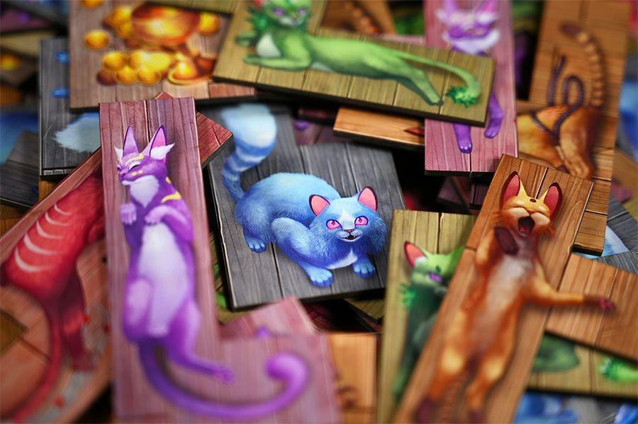 A Ilha dos Gatos Combo