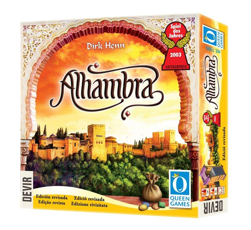 Alhambra (Edição Revisada)